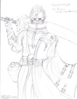 Sir Auron by Suemoons