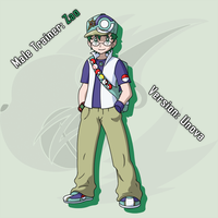 Trainer: Zao (Unova) by RaiZhuW-The-Real