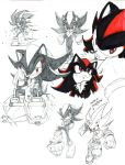 shadow the hedgehog practice by trunks24