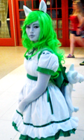 Jadesprite cosplay by Scorched-FoxFire