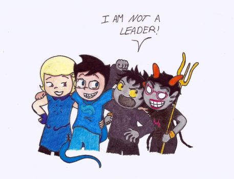 Team Leaders by MislamicPearl