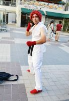 Classic Ryu Cosplay 3 by IronCobraAM