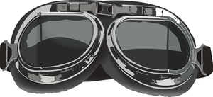 Mark 8s WWII goggles vectorized by Ikarooz