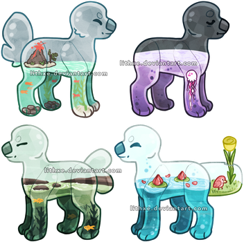 [Baubles] Adopts - 004 - closed by lithxe
