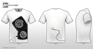 Music T-shirt submission by FramedEditor