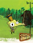 Clam Gir - Camp Lazlo by MastaAzumarek