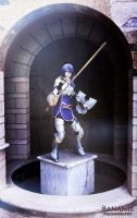 Great Lord Lucina 1 - Amiibo?? by panngeliciouscosplay