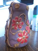 Floral Vase 1 by tessasglory
