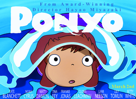 Ponyo Ad 1 by PaulineFrench