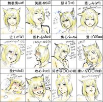 19-4-2014 [TH] Expression Practice Feat. Ran-Shama by 2Unkown2Know