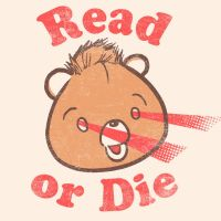 Read or Die by HillaryWhiteRabbit