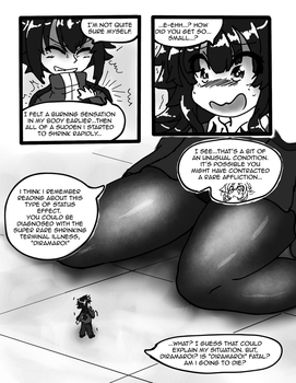 My Romantic Interest Found Me Small!? - PG 14 by EmBeRNaGa