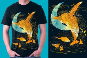 Moonlight Tricks : Shirt by choppre
