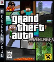 Gta Minecraft 3 by Delta77vioz