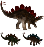 Primal Carnage Contest - Stegosaurus (with sounds) by Nala15