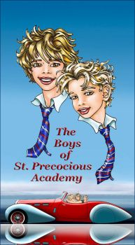 The Boys of St. Precocious Academy by KJandDDM