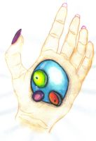 Hand and things by cheldivision