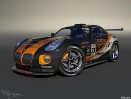 Pontiac Solstice tuned by cipriany