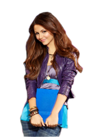 PNG Victoria Justice by PashiiEditions