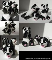 We Love Pandas Contest - entry by missi-alicja