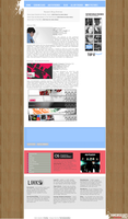 Myspace Layout December by themediasoldier