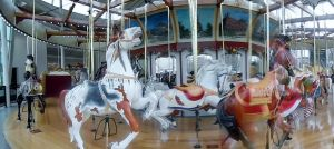 Carousel Horses by TheWizardofOzzy