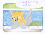 I'm A Little Self Conscious by TwilightFlopple