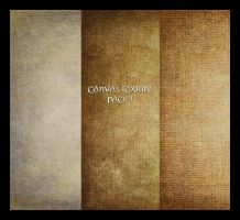 Canvas Texture Pack 1 by Inadesign-Stock