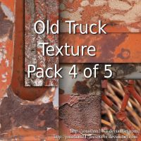 Old Truck Texture Package 4 by DustwaveStock
