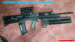 Zombie Killer L85A2 by Luckymarine577
