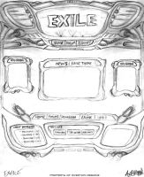Exhile-Sketch by Axertion