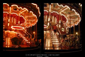 S14-05 Inmotionless Carousel by iksela