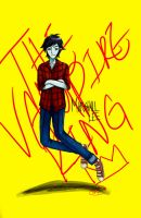 Marshall Lee the Vampire King by LenHe