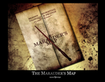 The Marauder's Map by square1design