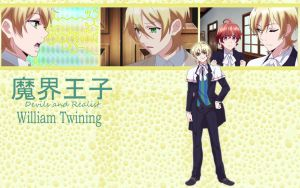 William Twinning - Makai Ouji  Wallpaper by ng9