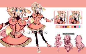 ADOPTABLE XIII - OPEN by norniir