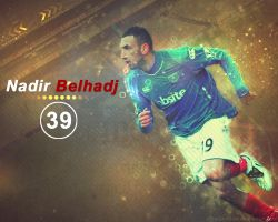 Nadir Belhadj - Wallpaper 2 by elhadibrahimi