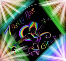 I know this pretty RAVE girl.. by PirateNikki