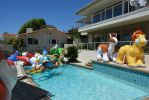 The Pool Party 003- '14 by Skunkman001