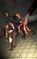 What should I do??...(Leon and Ada) by kingofshadows26