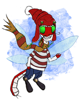Neopets: Reed_gumm Strikes Back! by Saramar