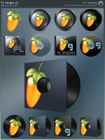 FL Studio v2 by Oulixeus