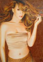 Mariah Carey by Lury by ThePortraitClub