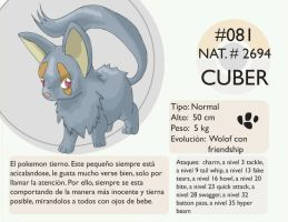 Pokemon Oryu 081 Cuber by shinyscyther