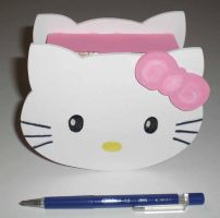 Hello kitty by BriannaSantos