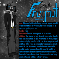 Freqout ref sheet by CrystalCircle