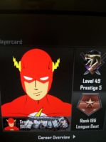 Epic The Flash black ops 2 emblem. by SimpleTheSaviour