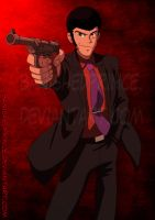 Black Jacket Lupin III by BanishedPrince