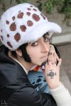 Trafalgar D Water Law Cosplay by Katty-z