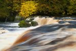 Aysgarth Upper Falls by james-dolan